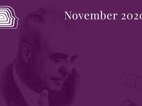 November 2020 – The Milton H. Erickson Foundation Newsletter