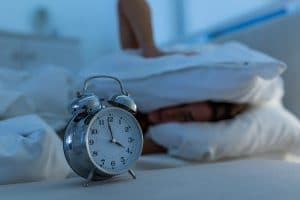 CBT Relieves Insomnia and Depression Cycle